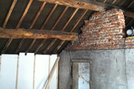 Farmhouse attic conversion in Sandbach by KJB Builders